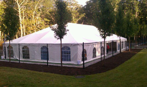 Large Enclosed Tent : tents for parties and events - memphite.com