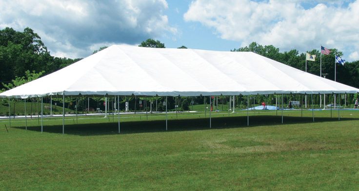 Large Open Tent