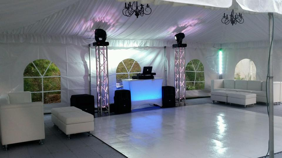 Long island tent party rental 718 690 7780 gallery for 7p decoration